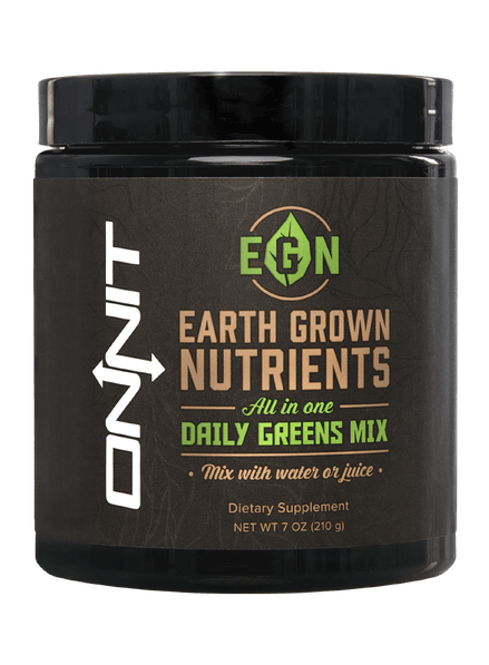 Earth Grown Nutrients (210g tub) from Onnit