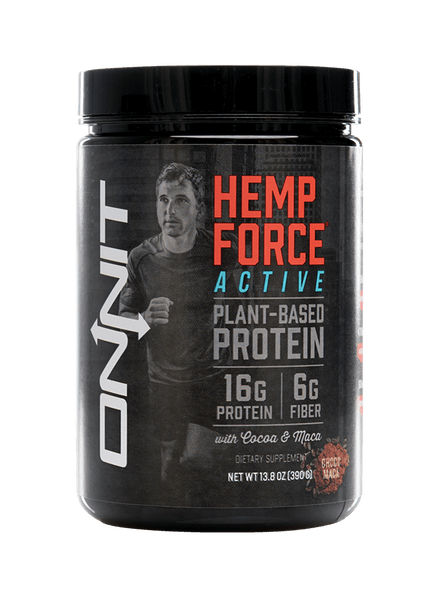 Hemp Force Plant-Based Protein from Onnit