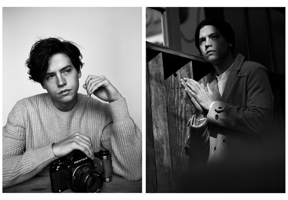 Cole Sprouse / Rouge Magazine