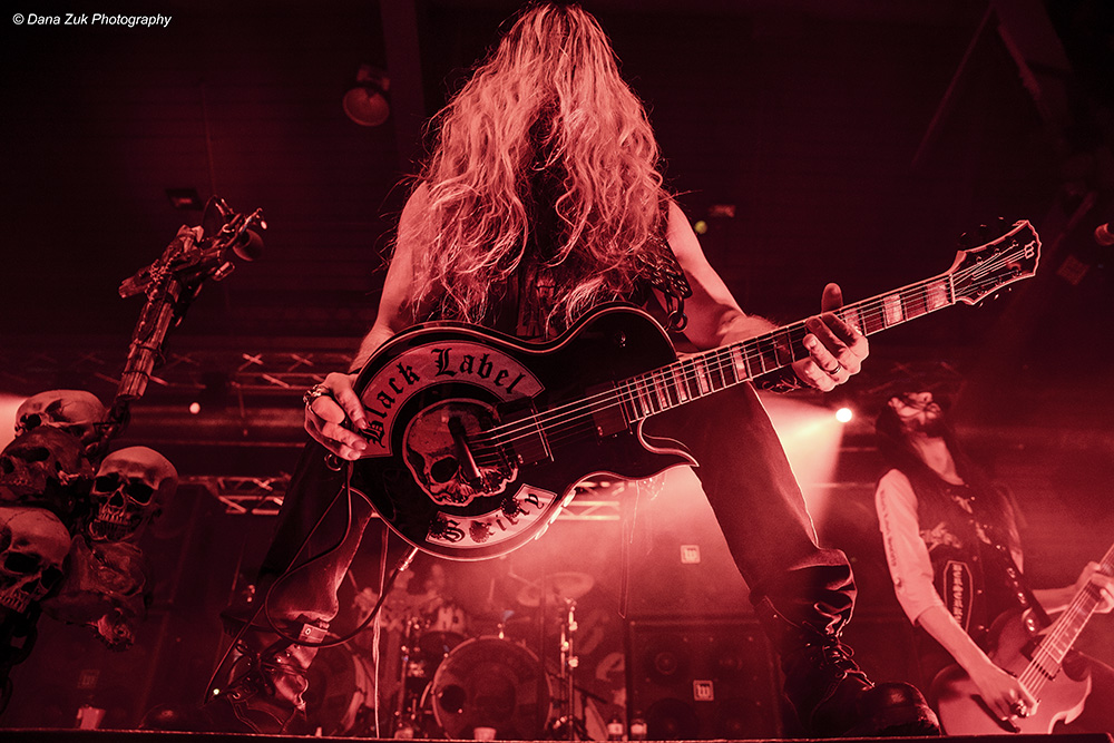Zakk Wylde - BLACK LABEL SOCIETY