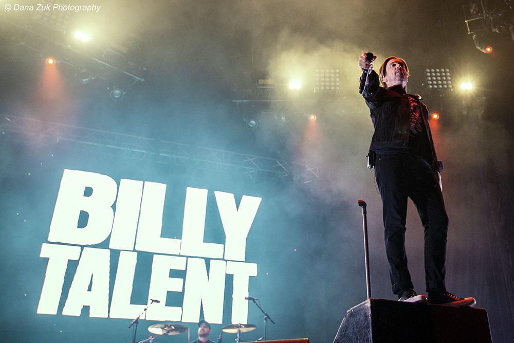 Billy Kowalewicz - BILLY TALENT