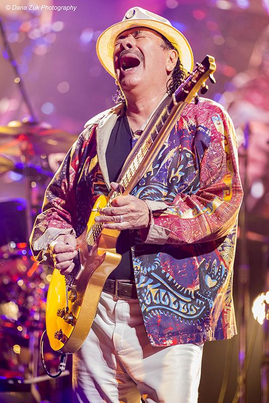 Santana @ Rogers Place