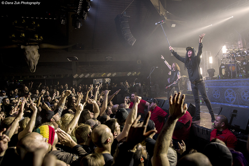 Anthrax @ The Ranch Roadhouse