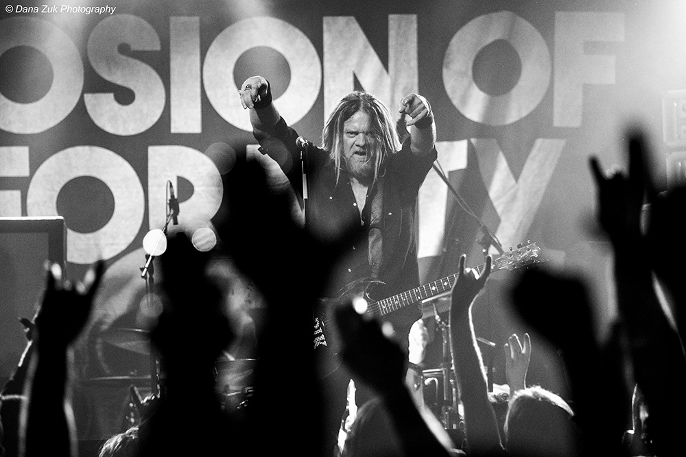 Pepper Keenan - CORROSION OF CONFORMITY