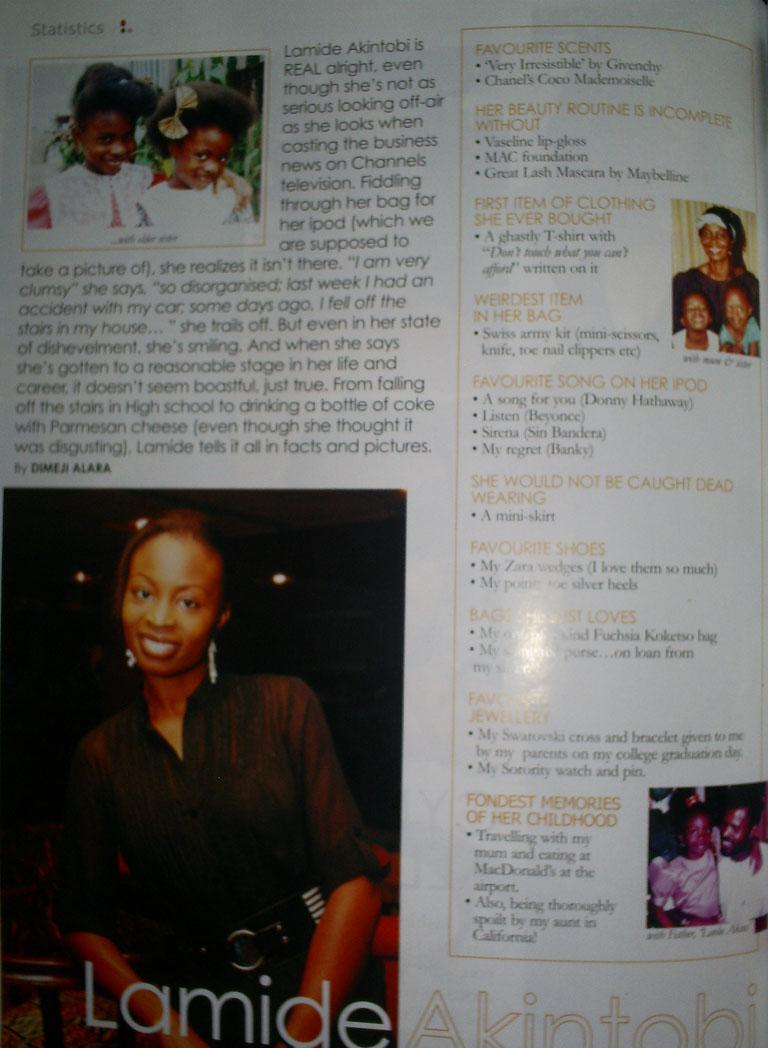 Genevieve Magazine, 2009