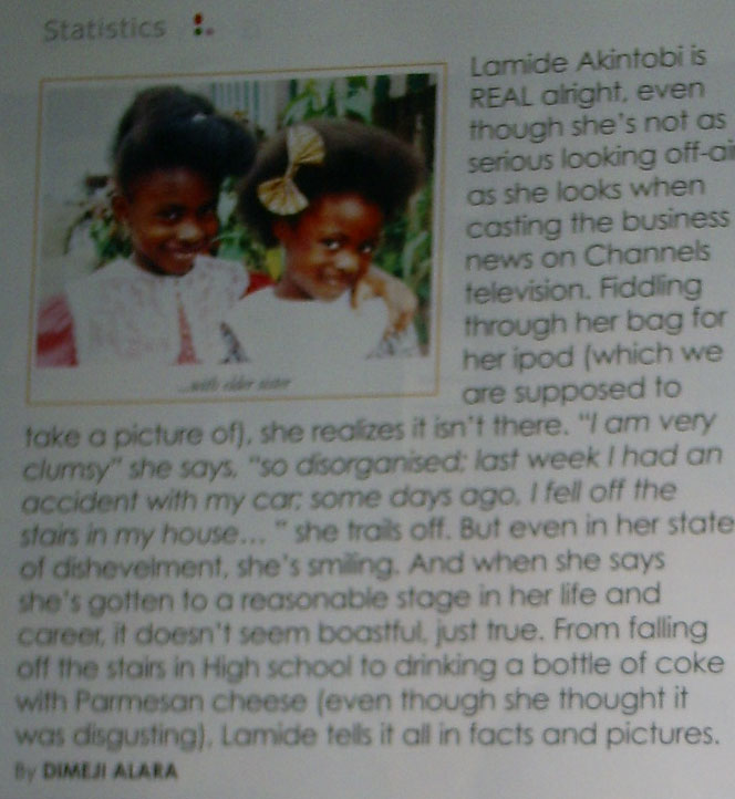 Genevieve Magazine, 2008