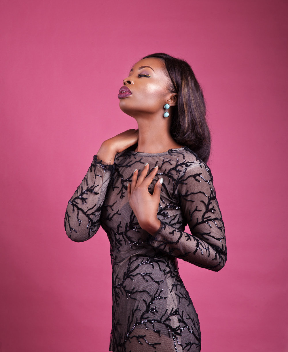 Jewellery Brand – Bland2Glam I @bland2glam    Photography – Paul Ukonu I @paulukonu    Creative Direction & Styling – Fierce and Modish Ltd I @msmodish @fierceandmodish    Make Up – Wemimo Ajibulu I @mua_weezy    Hair Styling – Vaavavoom Styles I @vaavavoomstyles