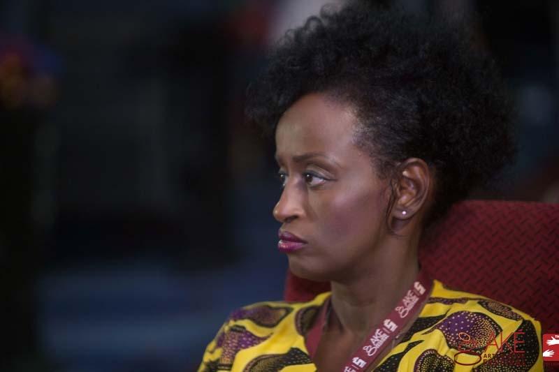 Somali anti-FGM activist Leyla Hussein