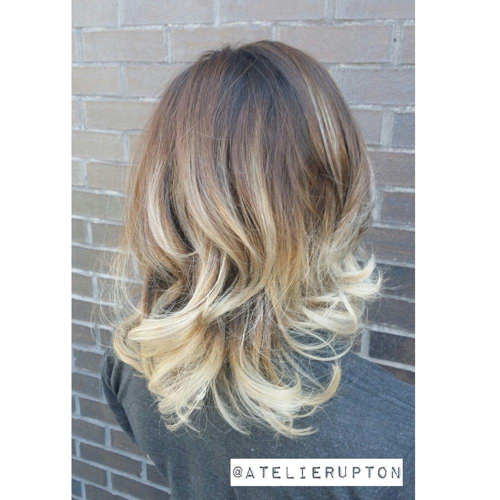 Hair Portfolio Atelier Upton