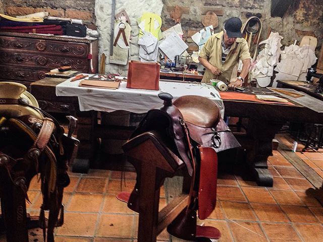 Incredible trip to Colombia meeting a number of talented folks. All coming soon on VAYANDO! #Colombia #Medellin #leathercraft