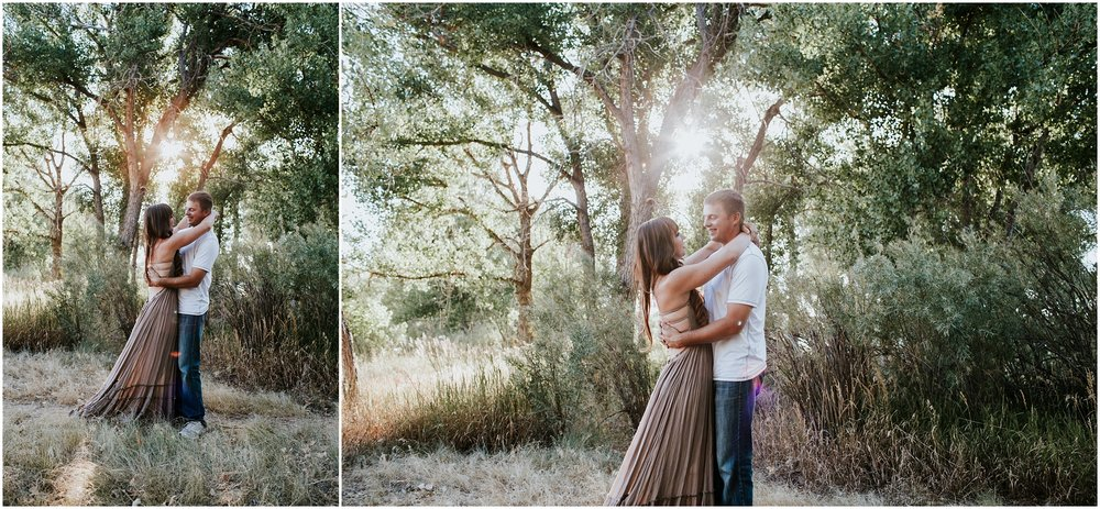 Engagement Session in Denver Co