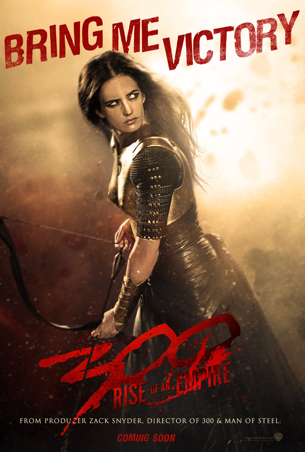 Theatrical Keyart | 300: Rise of an Empire | Commissioned by P+A