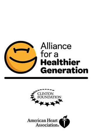 ALLIANCE FOR A HEALTHIER GENERATION    The goal of the Alliance For A Healthier Generation, founded by the American Heart Association and the Clinton Foundation, is to reduce the prevalence of childhood obesity and to empower kids to develop lifelong, healthy habits. This has always been an important mission to me and I look forward to growing my involvement on this issue as my own child grows.