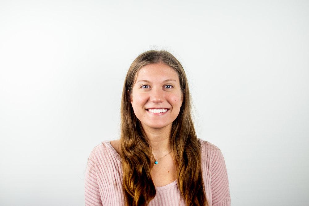 Alexa Berry, Head of Public Relations