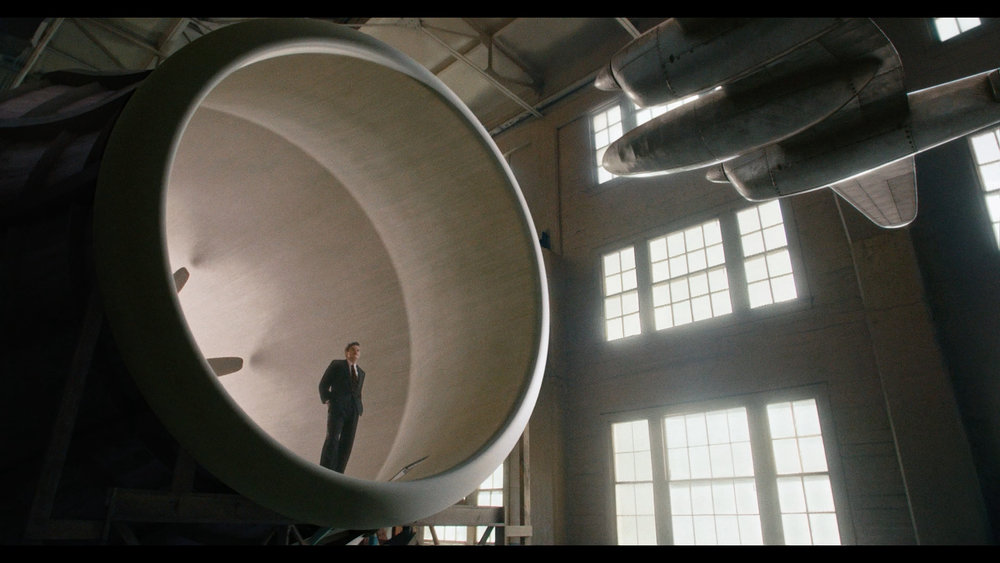 Wind tunnel and fan: Responsible for tunnel modeling. Shading team member.