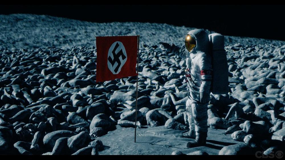 Nazi Moon Flag: Responsible for physics, modeling, and shading.