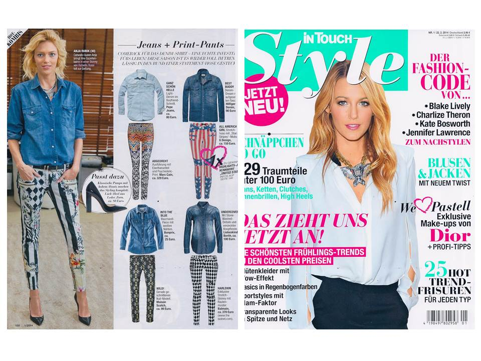 INTOUCH STYLE February 2014