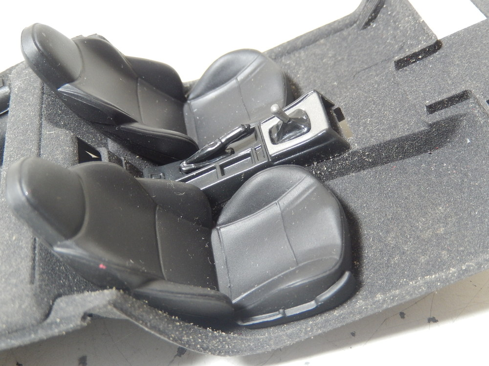 1 18 Scale Bmw M Amp Z3 Coupe Interiors Seats And Floor Pan