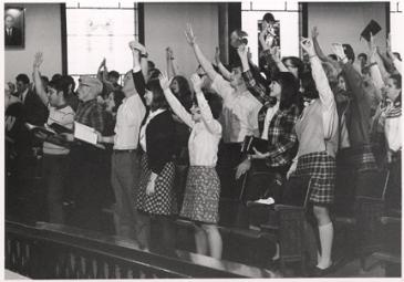 Asbury College Revival, 1970