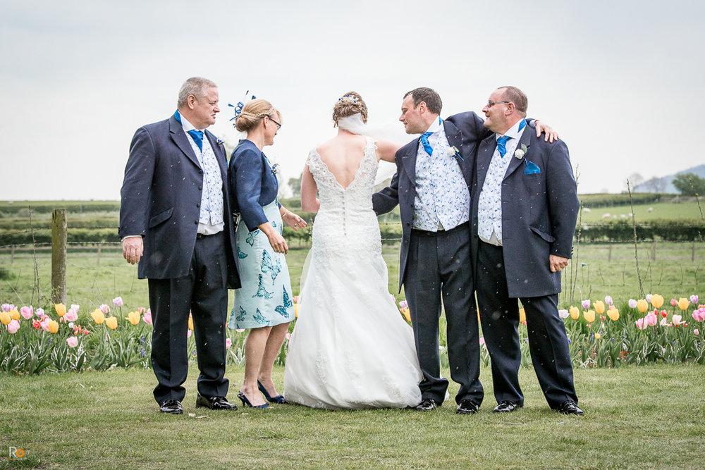 R Orange Photography | Shropshire Wedding Photographer | Wroxeter Hotel