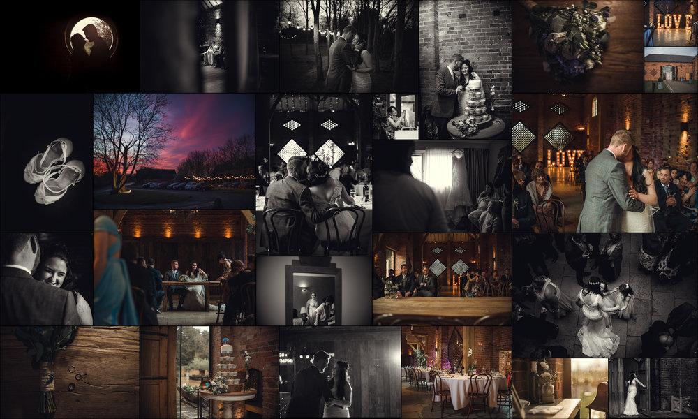R Orange Photography | Shustoke Farm Barns | Shropshire Wedding Photographer