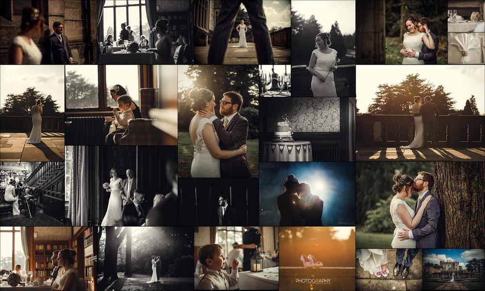 Gemma and Dan | R Orange Photography | Shropshire Wedding Photographer | Lilleshall Hall