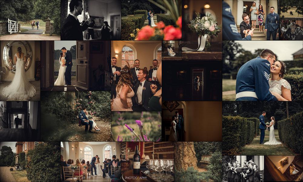 Shropshire Wedding - Iscoyd Park