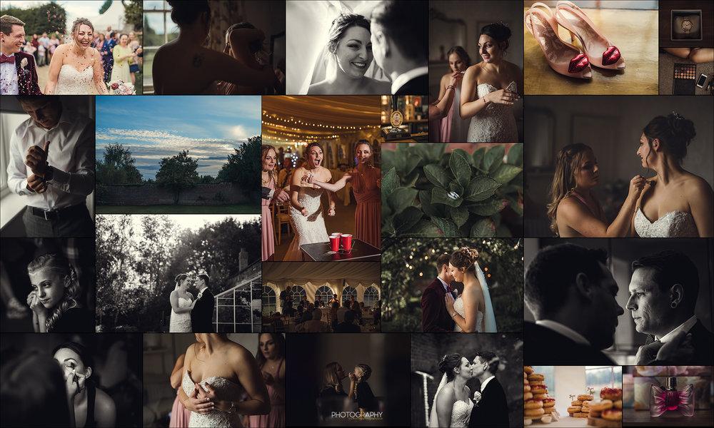 Shropshire Wedding Photographer - Beeston Fields