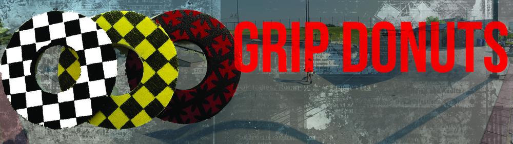 Classic BMX Grip Donuts