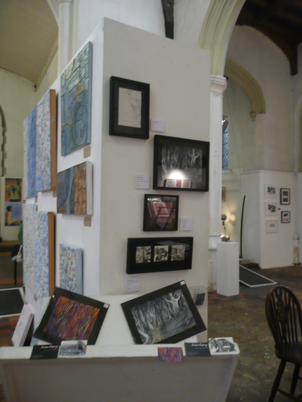 Arts and Craft Exhibition. Norwich