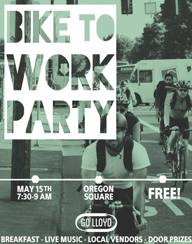 Annual Bike to Work Day Party