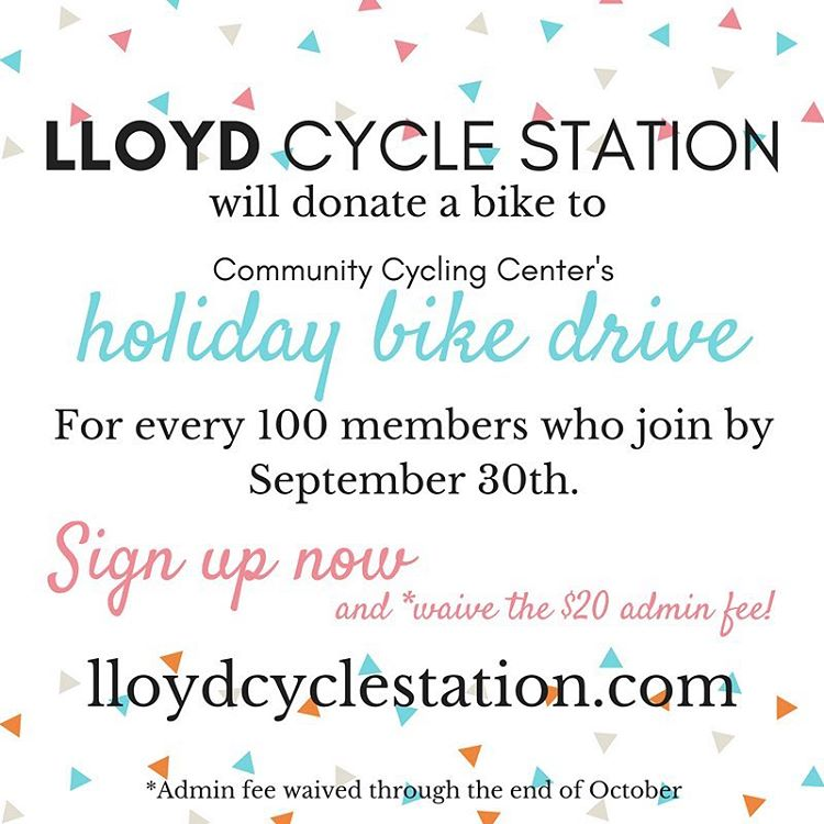~Lloyd Cycle Station