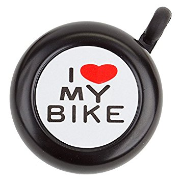 I Heart My Bike Bell - $4.00