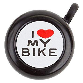 I Heart My Bike Bell - $4.00