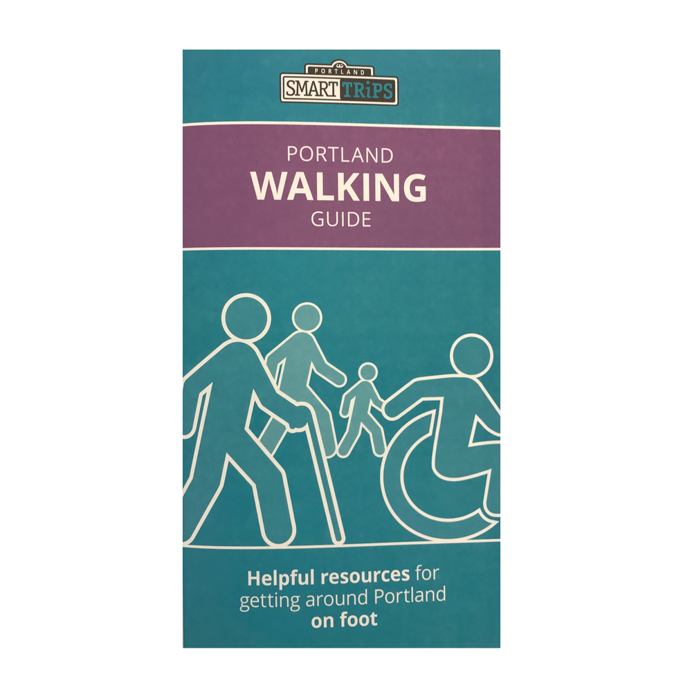 Portland Walking Guide