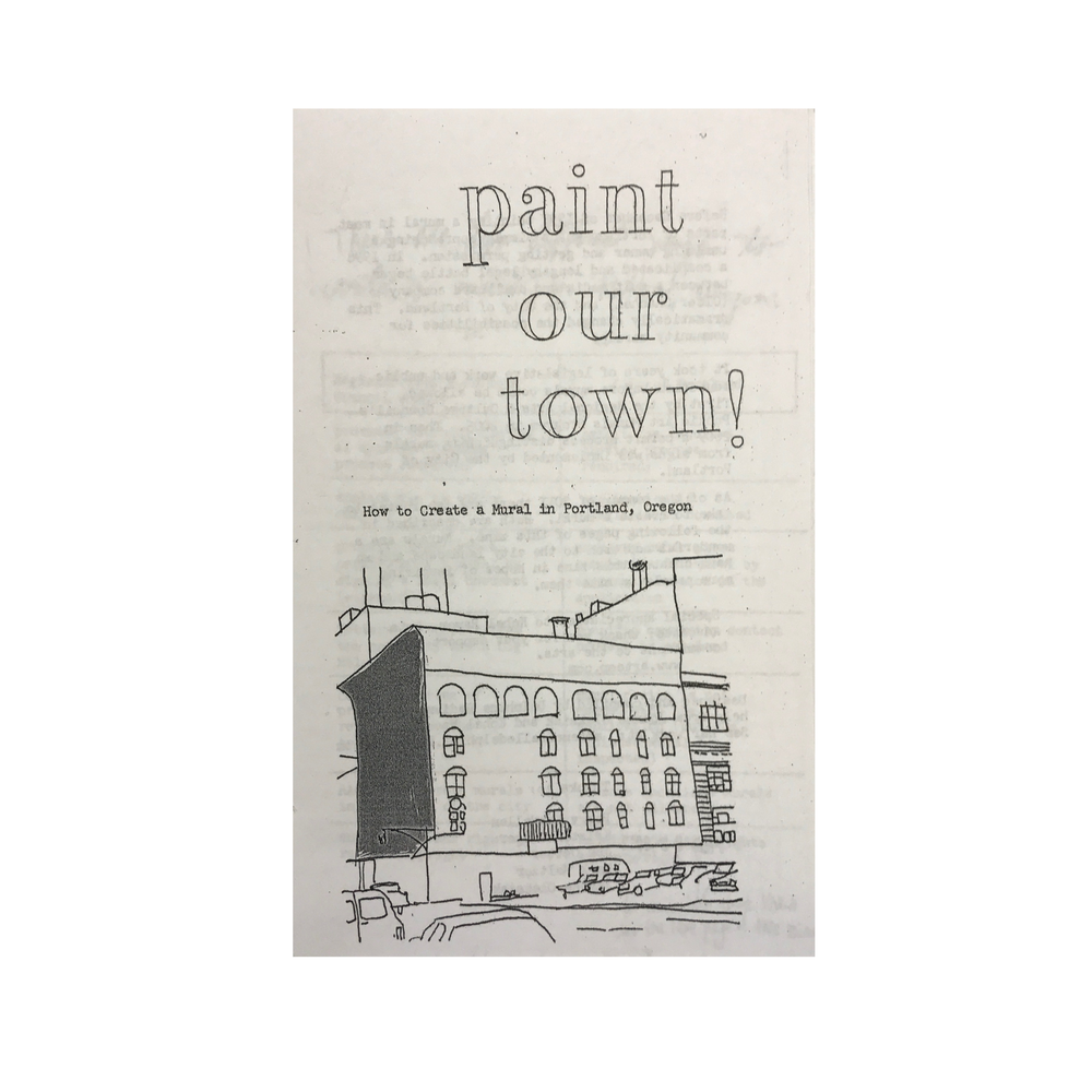 Paint Our Town! How to create a mural in Portland, Oregon