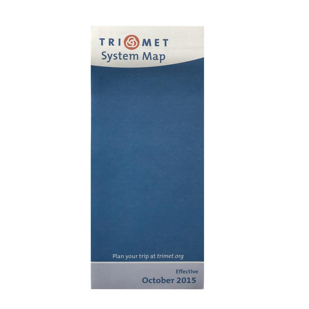 TriMet System Map