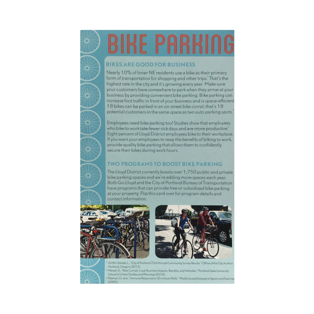 Bike Parking Guide