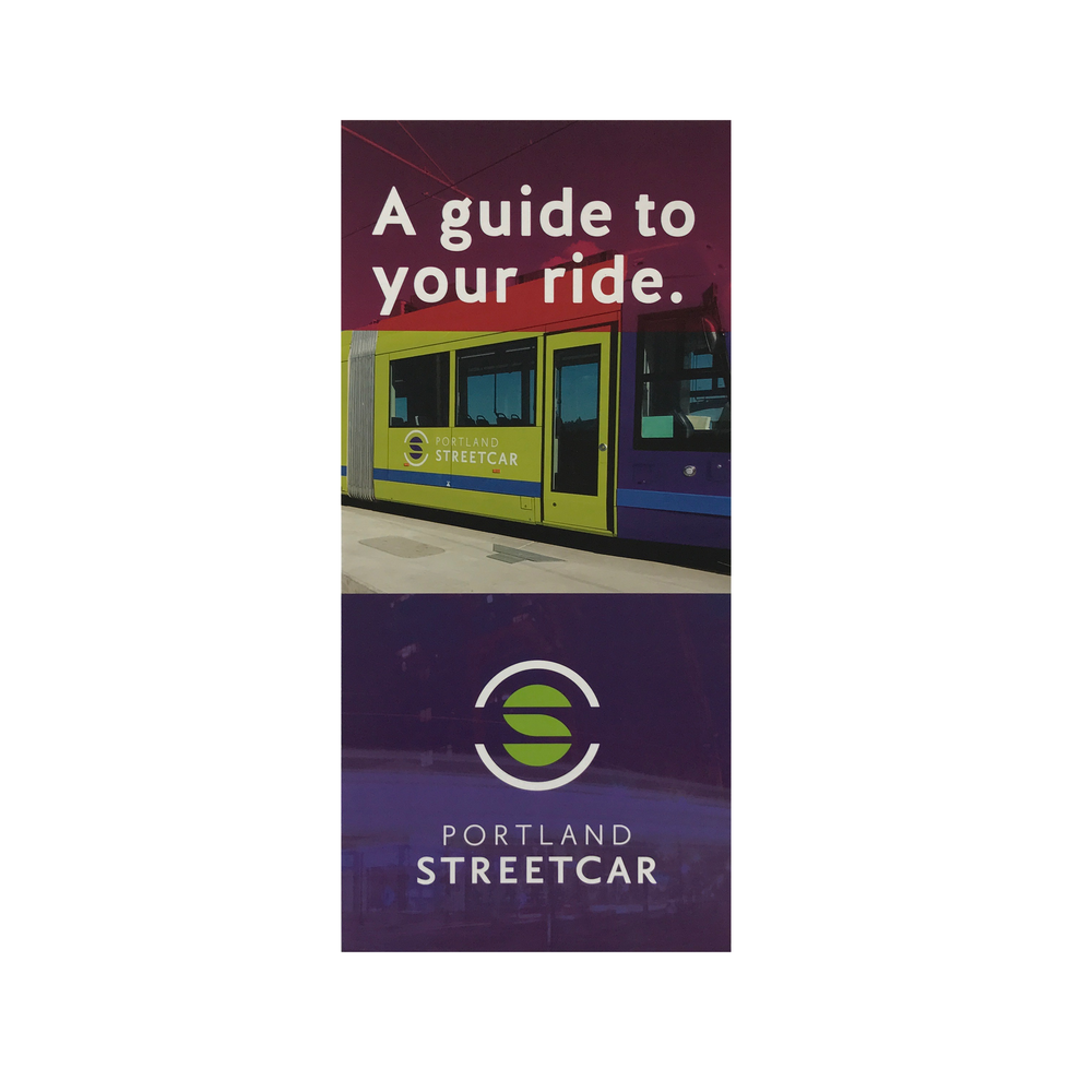 Portland Streetcar A Guide to your Ride