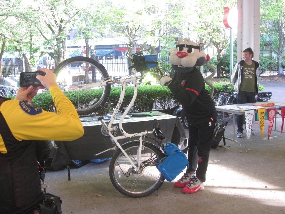Bike to Work Day 2017