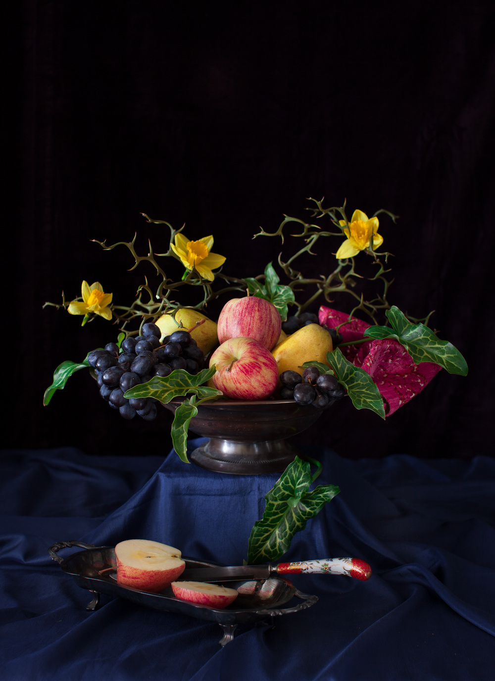 Still Life with Apples 2013