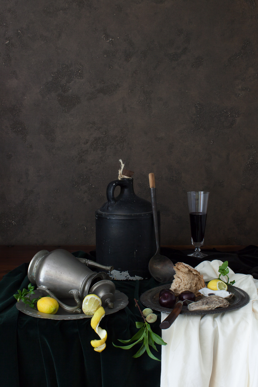 Dutch Table Still Life 2014