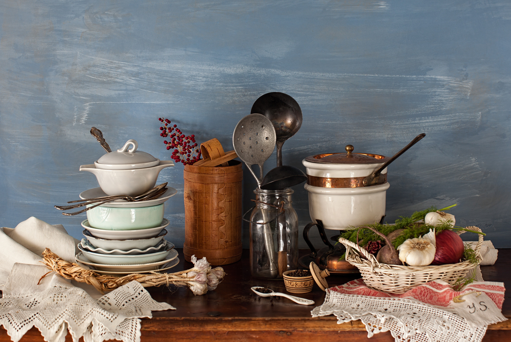 """Still Life """"Cooking Book"""" 2015"""