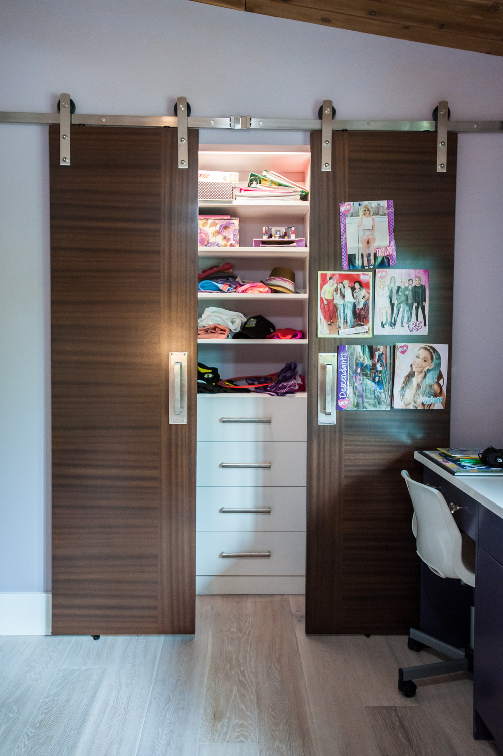 Closet Renovation