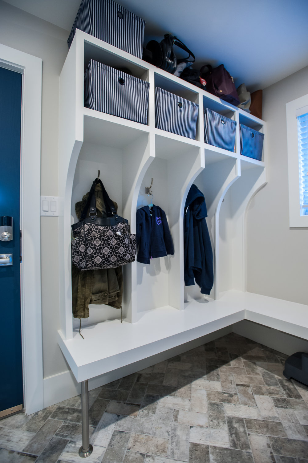 Mudroom Reno