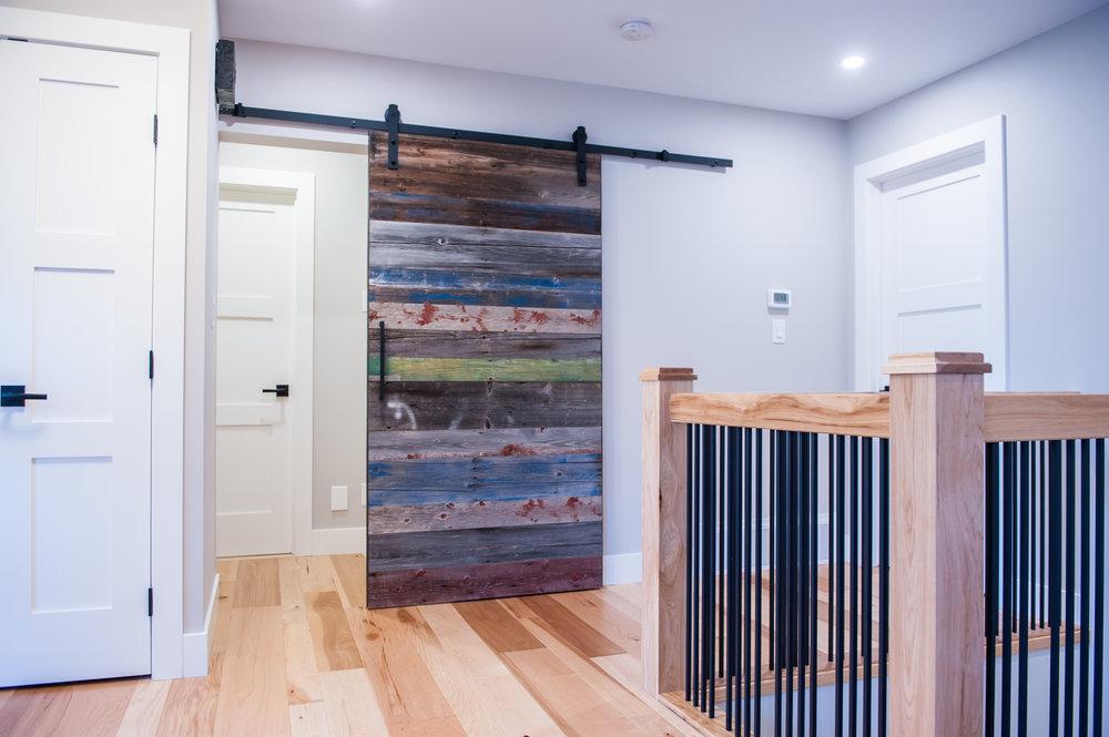 sliding door_custom