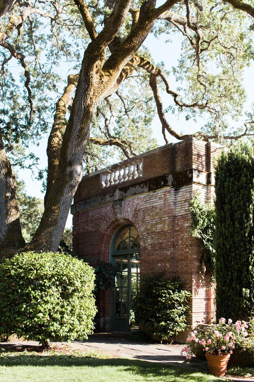 Brandon Sampson Photography. Filoli Garden House Wedding Venue. Film Photography.