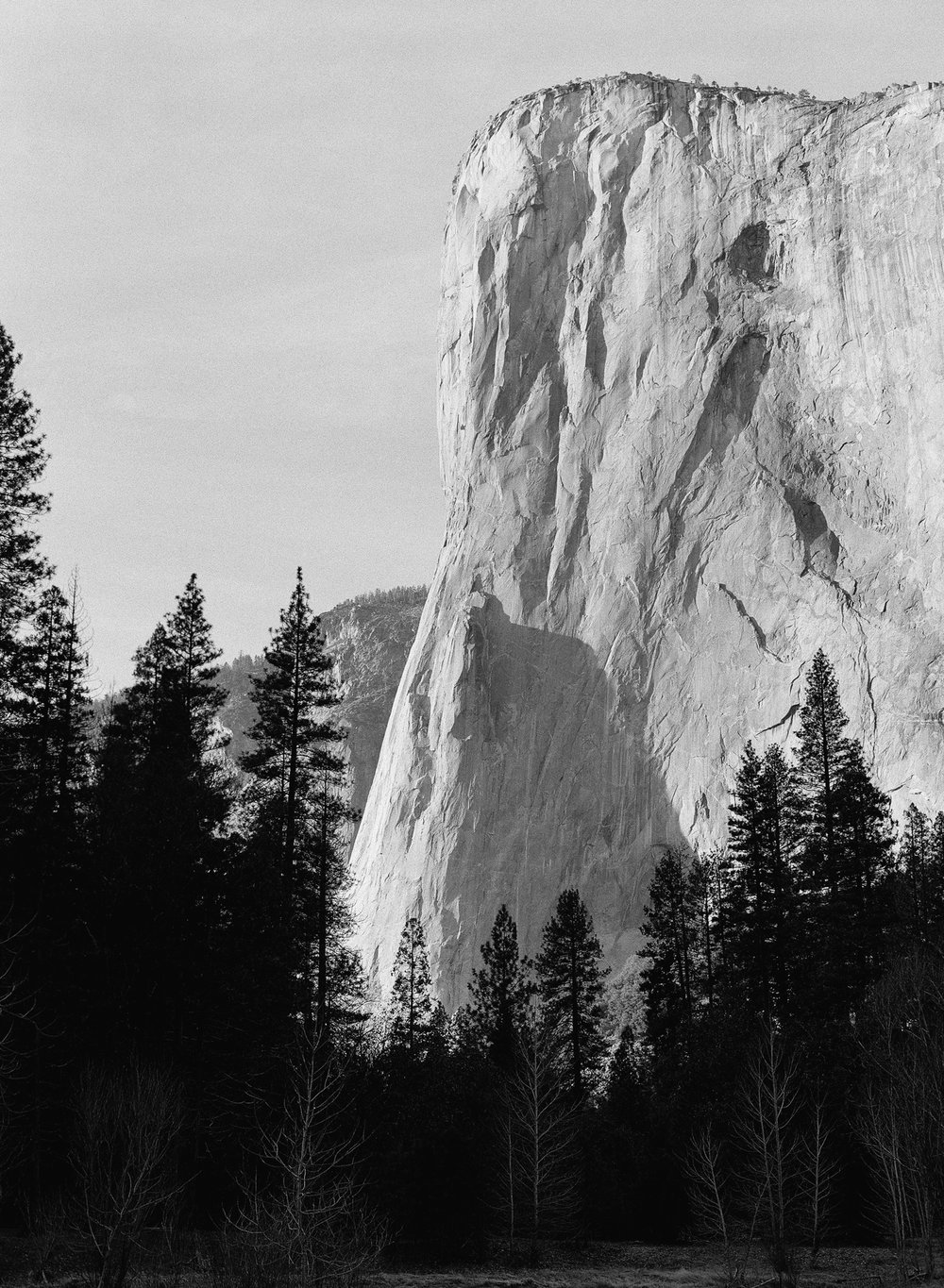 El Capitan, Yosemite Valley