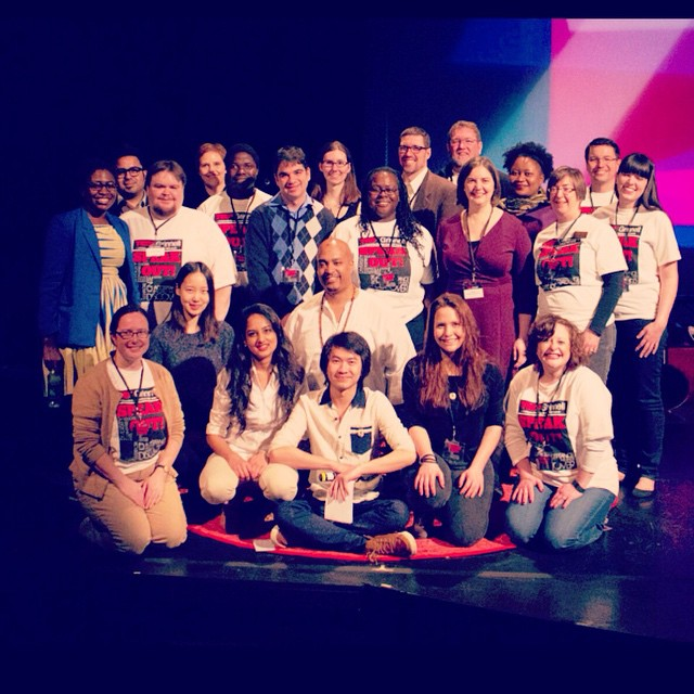 The TEDxGrinnell Family! #TEDx #TEDxGrinnell #SpeakOut #GetInspired