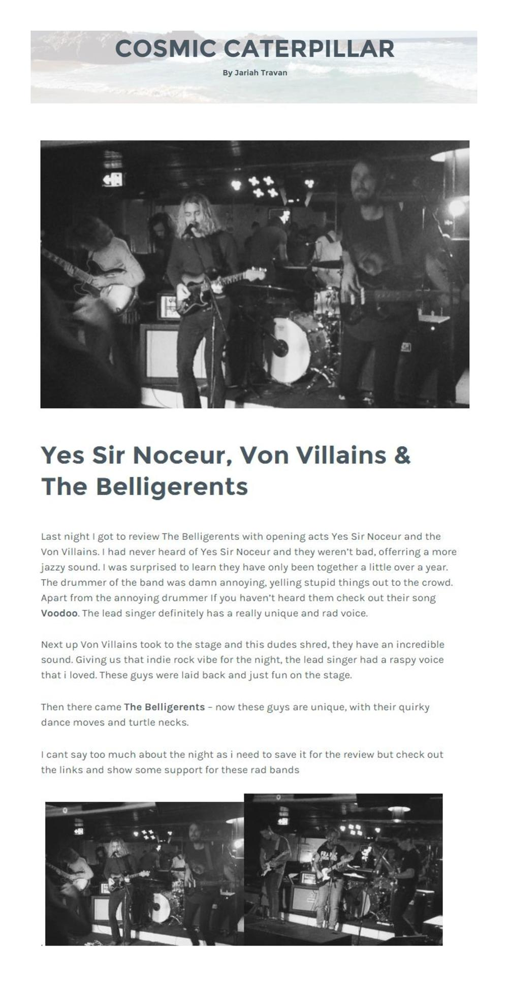 YSN - Online Press Links - Cosmic Caterpillar by Jariah Travan (Belligerents, Yes Sir Noceur, Von Villans)-page-001.jpg